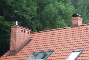montaż anteny satelitarnej na dachu bez ław kominiarskich