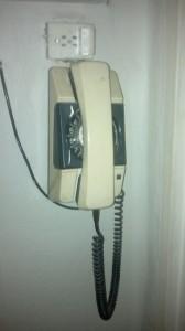 telefon Bratek działajacy jako domofon