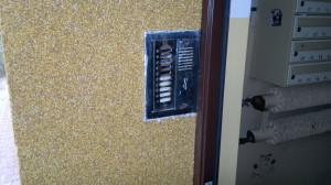 Domofon analogowy